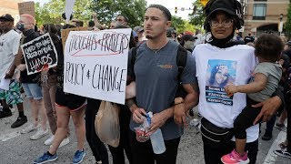 Louisville protest live coverage after deaths of Breonna Taylor and George Floyd