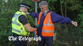 video: Insulate Britain:M25 protesters are undermining their cause, says Boris Johnson