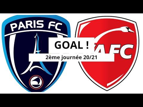 Paris FC Valenciennes Goals And Highlights