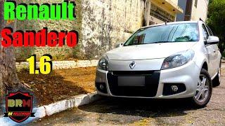 Análise Renault Sandero 1.6 Expression - Avaliação e Opinião