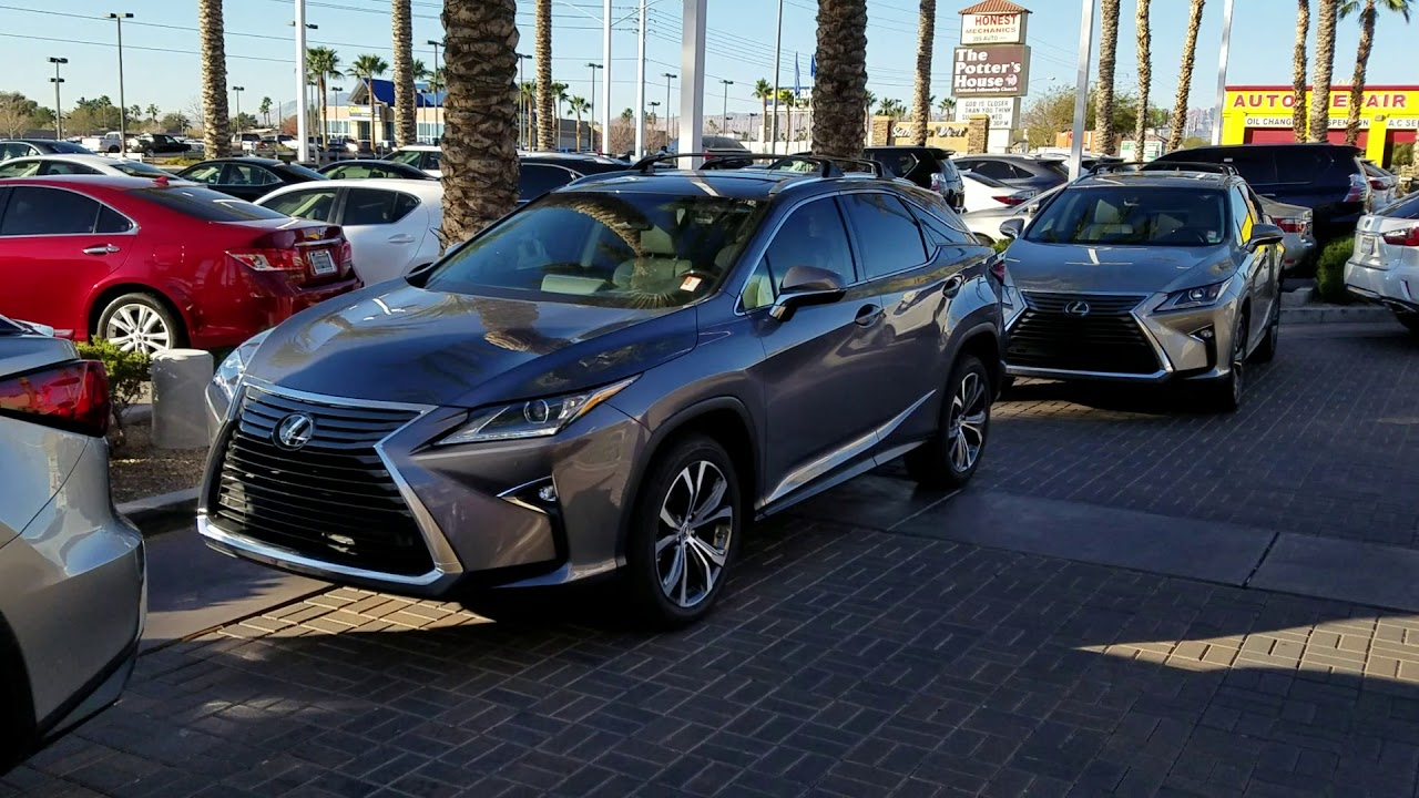 lexus of las vegas loaner vehicles for service customers