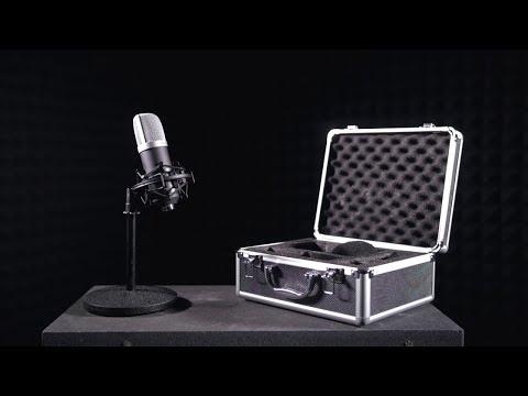 Unboxing - Trust GXT 252 Emita mikrofon