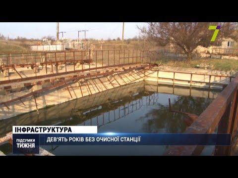 Новости 7 канал Одесса: Проблеми з водою: в світі кажуть про екологію, на Одещині – крадуть труби