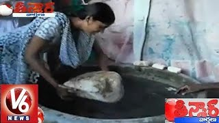 Tn People Worships 'rama Setu' Floating Stone - Teenmaar News