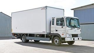 видео Изотермический фургон