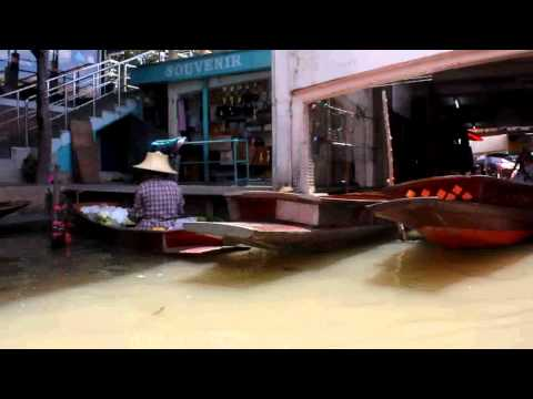 ตลาดน้ําดําเนินสะดวก ราชบุรี ตลาดน้ำดำเนินสะดวก สถานที่ท่องเที่ยวราชบุรี 2 2