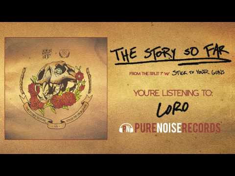 "The Story So Far - ""Loro"" (Pinback Cover)"