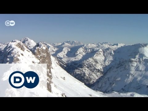 The Allgäu - Germany's Largest Winter Sports Region | Discover Germany