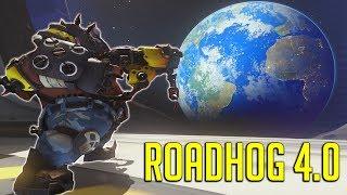 [Overwatch] The New Nerfed Roadhog 4.0