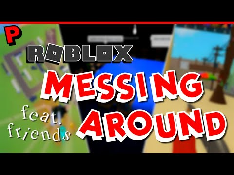 MESSING AROUND W/ FRIENDS (Roblox: Breaking Point, The Streets, Strucid, Arsenal)