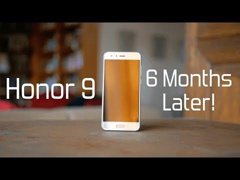 Обзор Honor 9