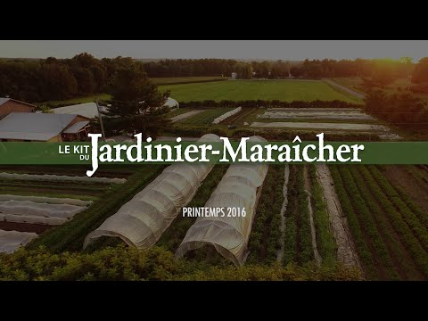 Le Kit du Jardinier Maraîcher - APERÇU #2