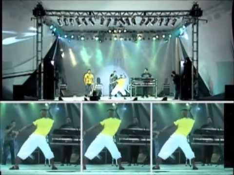 Esses caras dançam demais  (Latitude 10)