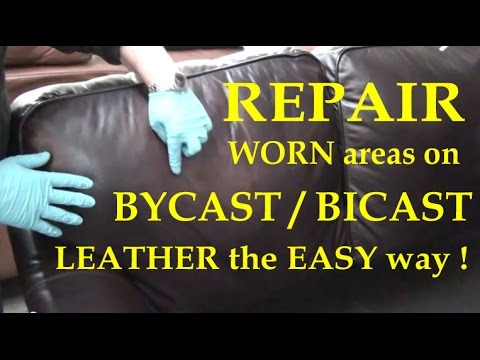 Leather Repair Kit For Sofa How To Touch Up Cat Scratches
