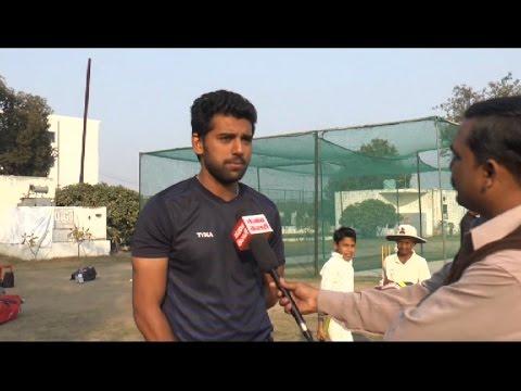 IPL खिलाड़ी दीपक चाहर से खास बातचीत