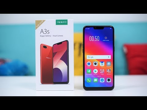 UNBOXING OPPO A3S INDONESIA!