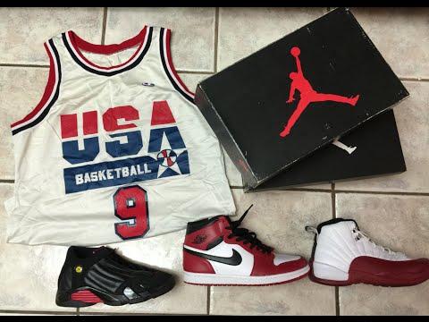 Michael Jordan Saturday  A Garage Sale Story