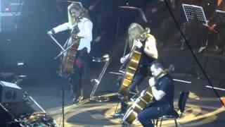 Apocalyptica - Bittersweet Live (Berlin Tempodrom 18.03.2014)