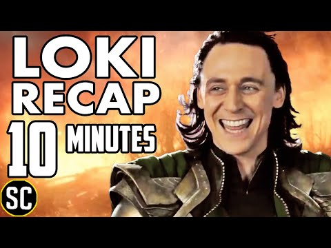 LOKI Recap: Everything You Need to Before the New MARVEL Show