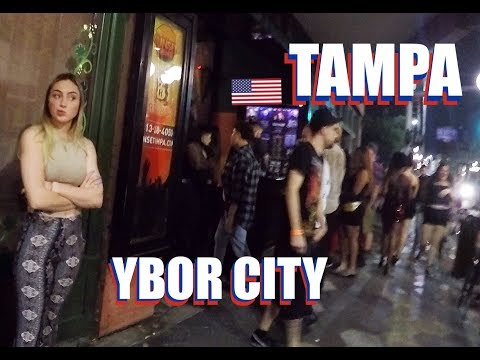 Tampa Nightlife In Ybor City Bars And Clubs 2019
