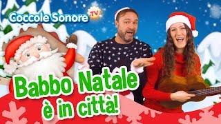 Scopri le più belle canzoni di natale di coro bambini su amazon music. Babbo Natale In Citta Canzoni Per Bambini Di Coccole Sonore Youtube