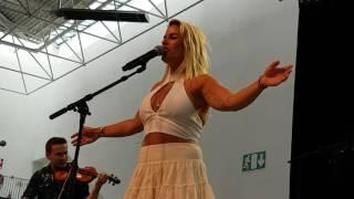 Sophie Tapie - Je suivrai le vent @ Caen [LIVE]