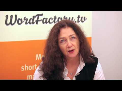 Cathy Galvin—Word Factory, The Sunday Times EFG Short Story Prize, and most importantly poetry