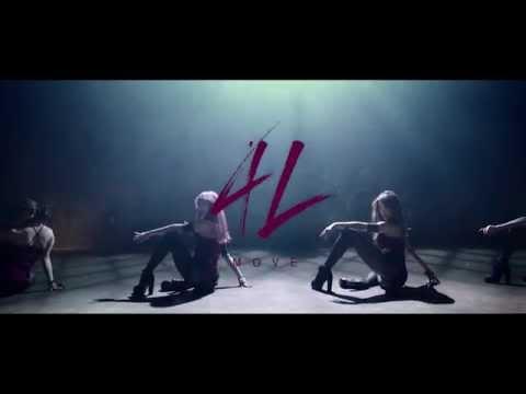 포엘(four Ladies 4L) - Move(무브) Music Video 풀버전(Full Version)