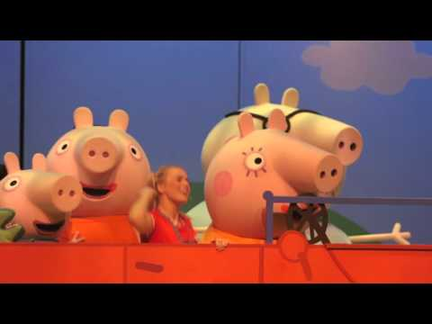 Peppa Pig's Surprise! Live Show Trailer
