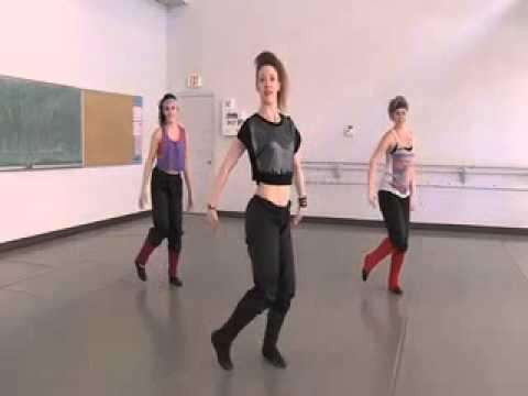 Miss Karen's 1980s Jazz Dance Workout!