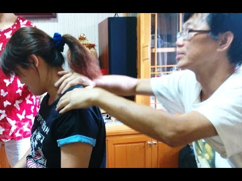 Part 1. Public instant healing event held in Sanchong, Taiwan on various pain & aches & allergies