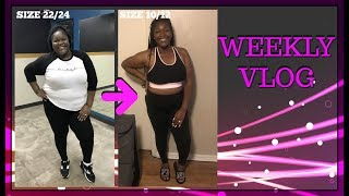 Weekly Vlog #13: How To Start Your Weight-Loss Journey + What I Eat In A Day!! | C&C TV