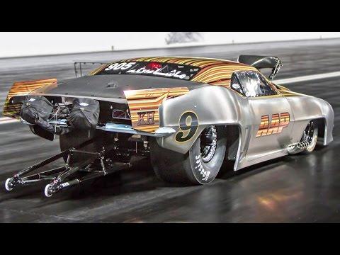 3,500 Horsepower Camaro - THE Most VIOLENT Car We've Filmed!