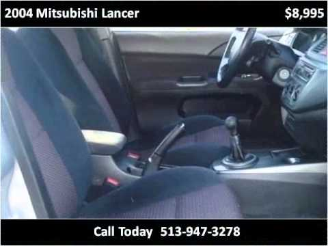 2004 Mitsubishi Lancer available from Weinle Auto Sales East