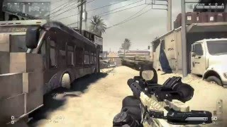 Call of Duty Ghosts Multiplayer Gameplay (PC)