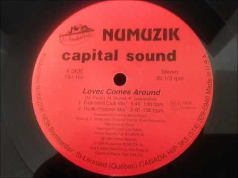 Capital Sound - Love Comes Around