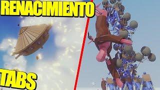 TABS - PRÓXIMA FACCIÓN RENACIMIENTO, Y EXPERIMENTOS ÉPICOS | Gameplay Español