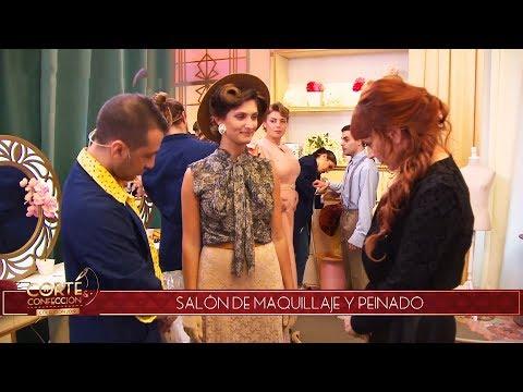 Corte y confección - Programa 11/03/19 - Inspiración de Argentina, tierra de amor y venganza