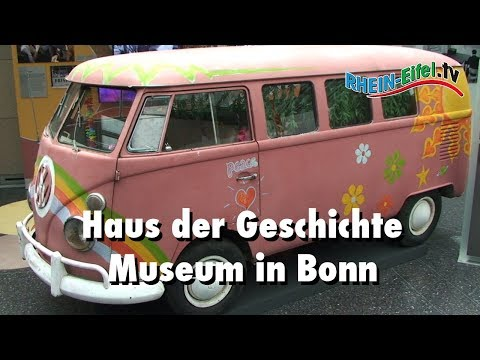 Haus der Geschichte   Bonn   Rhein-Eifel.TV