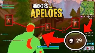 7 HACKERS MAIS APELÕES DO FORTNITE
