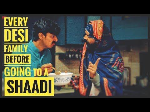 Every Desi Family Before Going - VamosDotPK