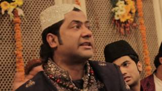 Sufi qawwali   hamsar hayat nizami qawwali   hazrat nizamuddin dargah qawwali  17
