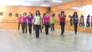 Dance of Love - Line Dance (Dance & Teach in English & 中文)