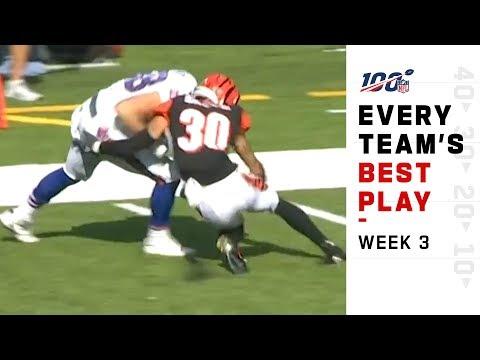 Every Team's Best Play of Week 3! | NFL Highlights