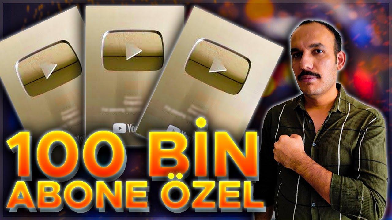 100.000 Plaketimiz Geldi Mehmet Çakır