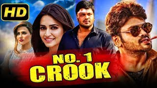 No. 1 Crook (2020) Telugu Action Hindi Dubbed Movie   Manoj Manchu, Kriti Kharbanda