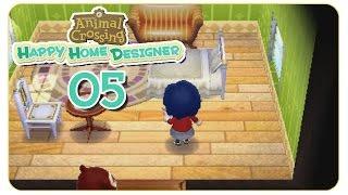 Zusammengewürfelte Einrichtung #05 Animal Crossing: Happy Home Designer - Let