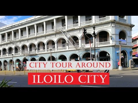 ILOILO CITY: A Trip Around the Beautiful City of ILOILO