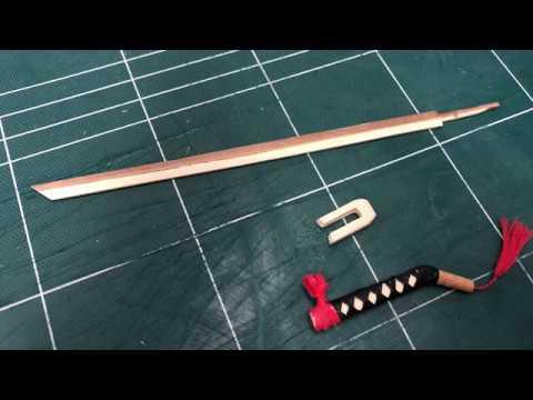 Kisuke Urahara BENIHIME KATANA make wood Chopsticks