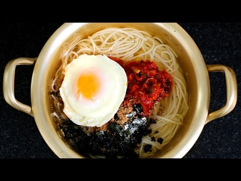 Korean Noodle Soup (Guksu: 국수)